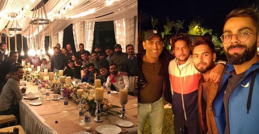 indian-team-dinner