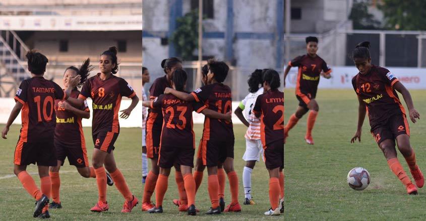 gokulam-kerala-women-team