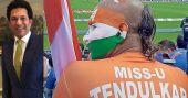 സച്ചിൻ ഇംഗ്ലണ്ടിലേക്ക് ടിക്കറ്റെടുത്തു കൊടുത്തു; സൂപ്പർ ഫാൻ സുധീറും ലോകകപ്പ് ആവേശത്തിൽ