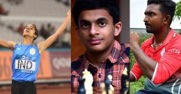 മനോരമ സ്പോര്ട്സ് സ്റ്റാര് അന്തിമപട്ടികയില് 6 താരങ്ങള്; രണ്ടുഘട്ടമായി തിരഞ്ഞെടുപ്പ്