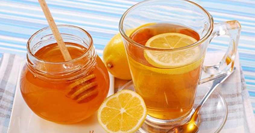 warm-honey-water