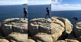 പാറക്കെട്ടിനുമുകളിൽ ഓടിയും ചാടിയും ഫോട്ടോ; 40 മീറ്റർ താഴ്ചയിലേക്ക് വീണ് ഇന്ത്യന് വിദ്യാര്ഥിക്ക് ദാരുണാന്ത്യം