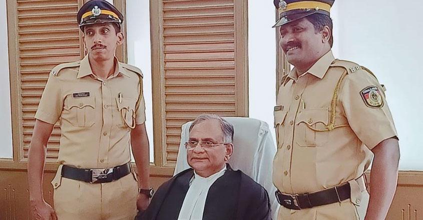 police-judge