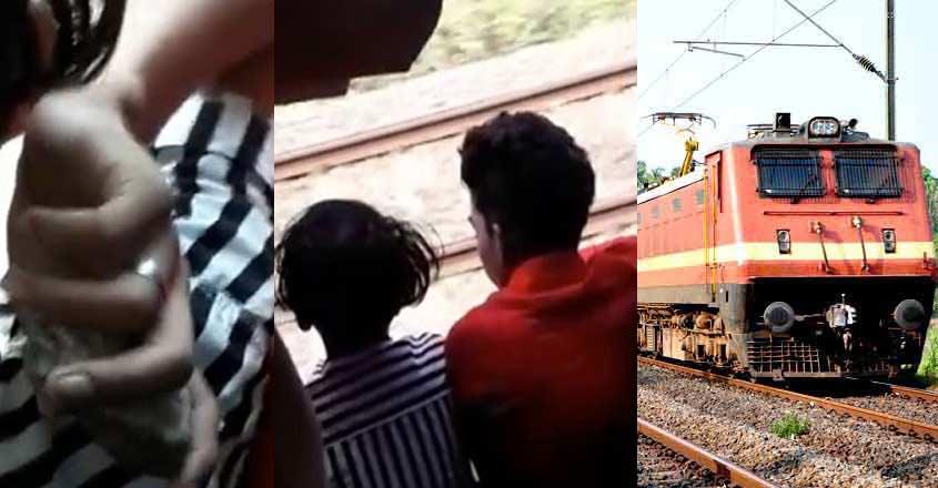 train-stone-video