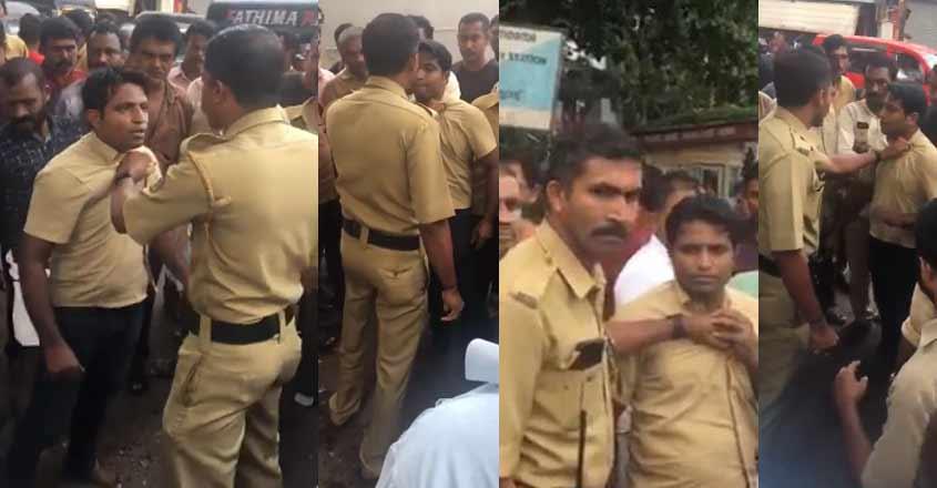 police-social-media-video