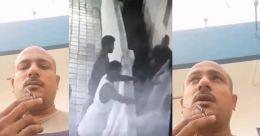 അരൂരില് നടുറോഡില് യുവാവിന് മര്ദനം; വാട്സാപ്പ് ഗ്രൂപ്പിൽ പ്രതികരിച്ചതിനെന്ന് പരാതി