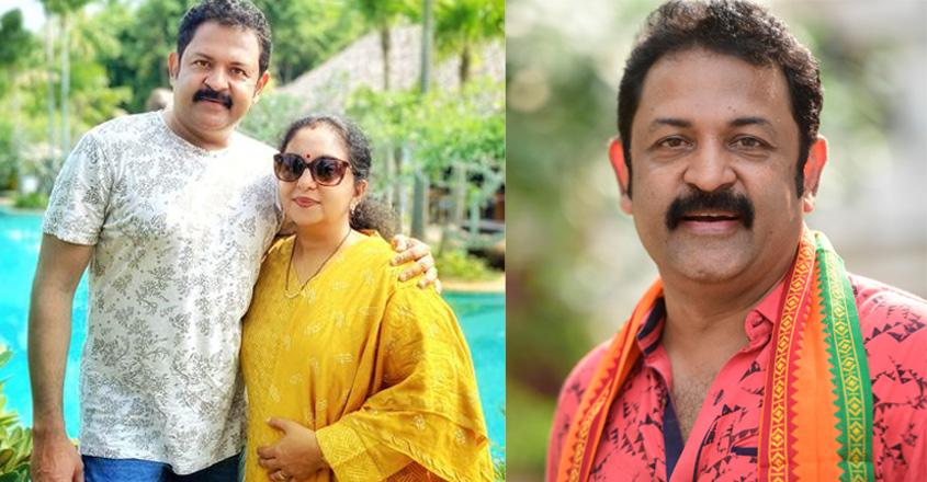 krishnakumar-family