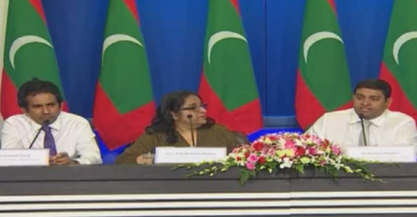 maldives-ministers