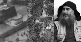 ബാഗ്ദാദി വേട്ട; മിന്നലാക്രമണത്തിന്റെ ആദ്യ ദൃശ്യങ്ങൾ പുറത്തുവിട്ട് അമേരിക്ക; വിഡിയോ