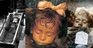മകൾ മരിച്ചു; മൃതദേഹം അച്ഛൻ 'മമ്മി'യാക്കി; 100 വർഷം കഴിഞ്ഞും കുട്ടി ചിരിക്കുന്നു; വിഡിയോ