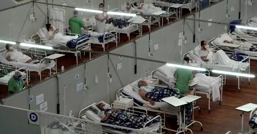 ബ്രസീലിൽ കോവിഡിന്റെ രണ്ടാം വരവ്; മരിക്കുന്നത് ഏറെയും കുട്ടികളും ചെറുപ്പക്കാരും