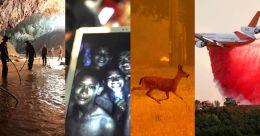 തായ് ഗുഹയിലെ ഉയിർപ്പ്; ദുരന്തങ്ങൾ അതിജീവനം; ലോകം കൈകോര്ത്ത നേരം; വിഡിയോ