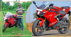 അപ്ഗ്രേഡ് ചെയ്ത് 'അപാച്ചെ ആർ ആർ 310'