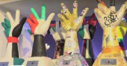 വിജയത്തിന്റെയും നേട്ടത്തിന്റെയും സ്നേഹത്തിന്റെയും യുഎഇ മുദ്ര