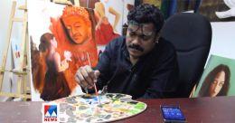 കഴിവുകളിലൂടെ പോരാടി വിജയിച്ച് അബുദാബിക്കാരുടെ ഷാജി മാഷ്