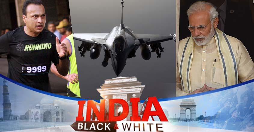rafale-india-black-and-white