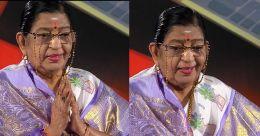'ലെജൻഡ് ആയാൽ കൊമ്പുവേണോ?': പി സുശീല