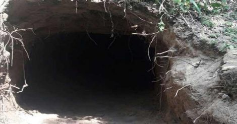 Kashmir-Tunnel