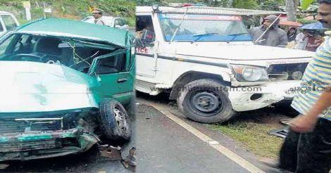 trivandrum-police-jeep