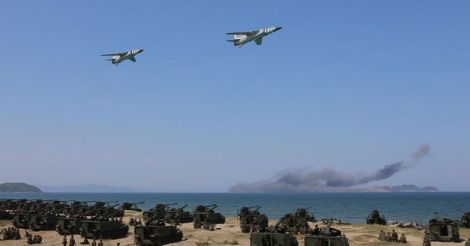 north-korea-artillery-drill-4