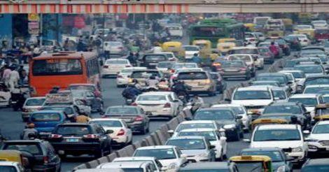delhi-vehicles
