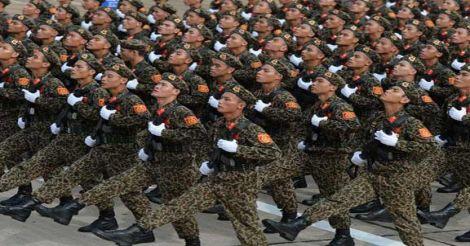 vietnam-army