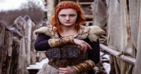 Viking-girl